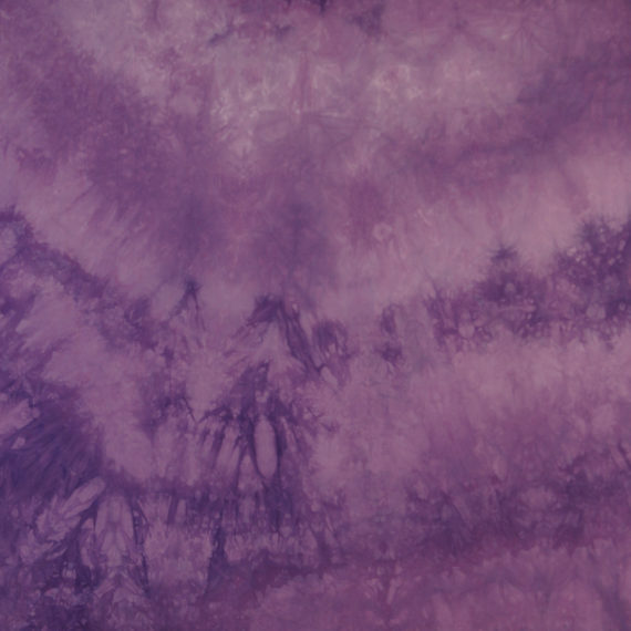 Grape Purple, Hand-Dyed Quilting Cotton Fat Quarter