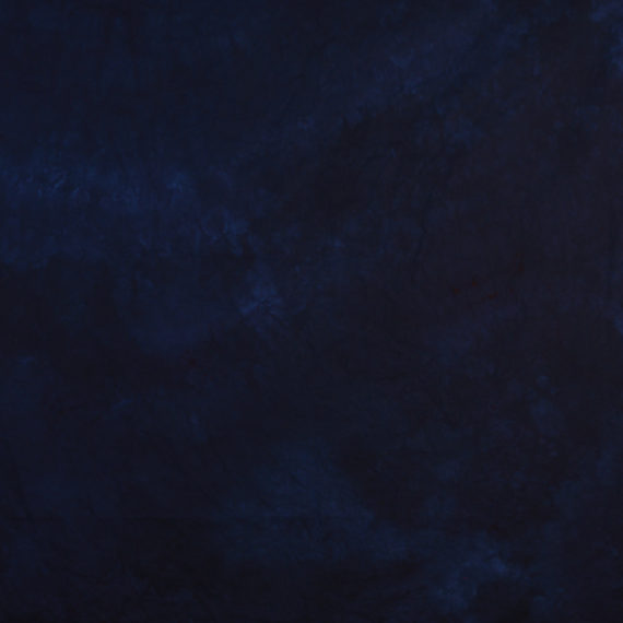 Midnight Blue, Hand-Dyed Quilting Cotton Fat Quarter